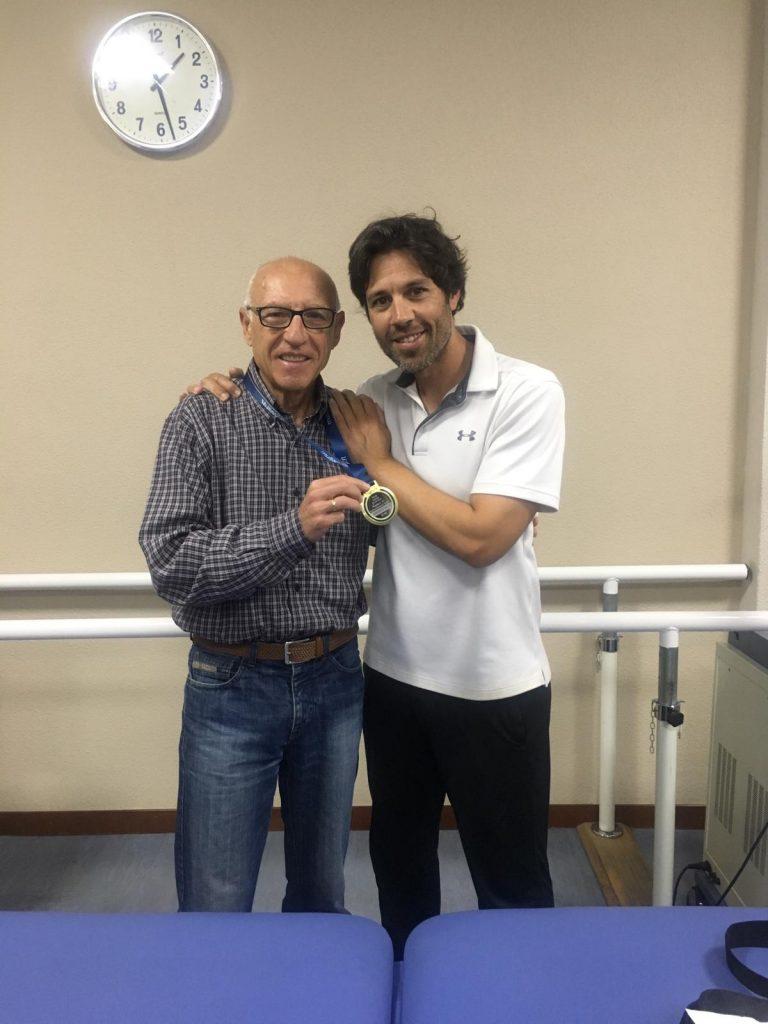 Fisioterapia del Carmen especializado en corredores y runners Murcia