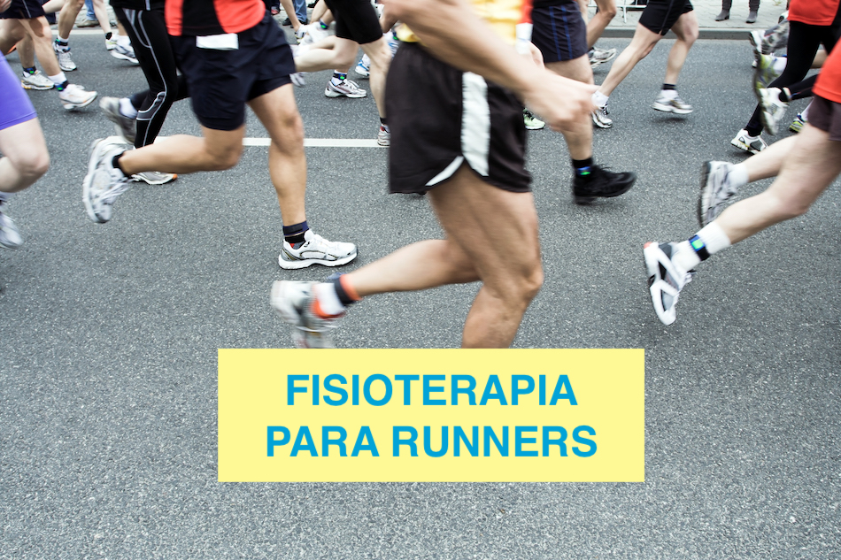 Fisioterapia para Runners